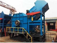 湘友机械 全自动大型金属汽车破碎机设备 废旧油漆桶粉碎机厂家