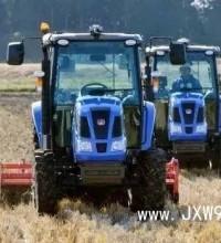 劳动力减少 日本农机巨头争相打造无人驾驶拖拉机!