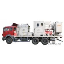供应jereh压裂酸化配套设备 单机单泵