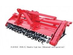 1GZM型双轴灭茬整地机(双通轴) 1GZM Double -shaft Soil Preparation-Stubble Cleaning Machine 125/140/180/210/280/3