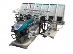 2ZS-6型手扶式水稻插秧机