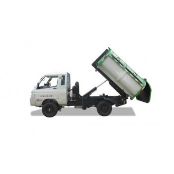 商用汽车 厢式可卸式垃圾车