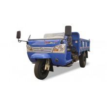 半封三轮汽车---风云(风骏)Ⅲ号双座循蒸168断气刹自卸车型