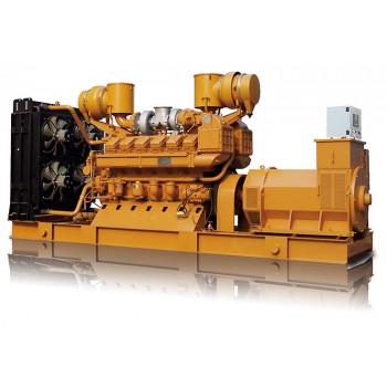 济柴2000kw柴油发电机