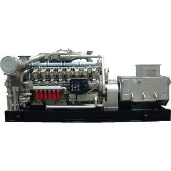 雷腾动力燃气发电机组