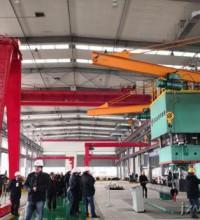 甘肃建投5亿元机械装备出口东南亚市场