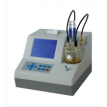 福建库伦电量法有机溶剂专用卡尔费休微量水分仪WS2000