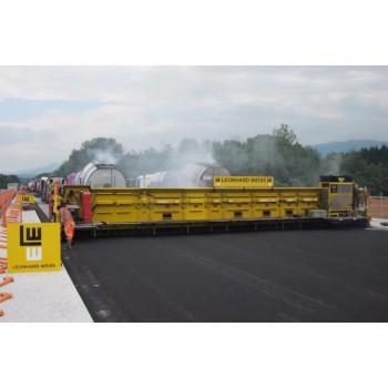 北京石家庄唐山邯郸保定承德沧州衡水浇筑式沥青路面施工