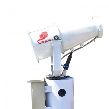 专用高射程雾化炮 359度旋转遥控雾炮机