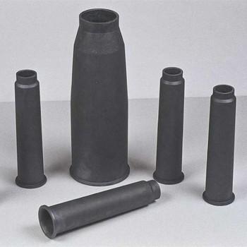 供应现货反应烧结碳化硅产品喷火嘴 碳化硅烧嘴套