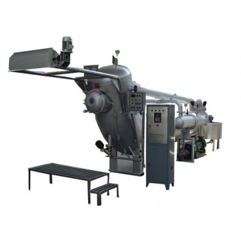 染色机厂家供应 华夏科技HJ系列高温高压染色机