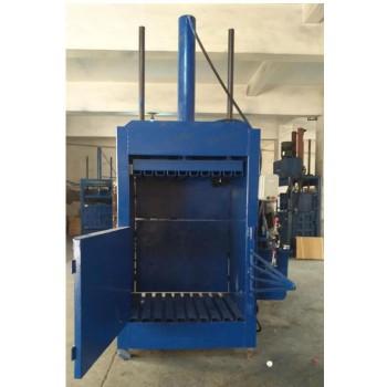嘉兴两相电10T废料液压打包机使用简单安全