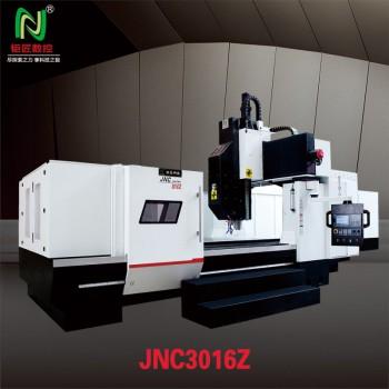 钜匠厂家直销大型龙门加工中心JNC3016高速重切削