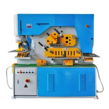Q35Y-20S自动压料冲剪机 90吨多功能液压联合冲剪机