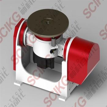 机械手焊接辅助设备 焊接翻转台 全自动伺服焊接变位机