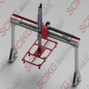 吊装搬运码垛机械手pcb上板机smt上板机全自动石材上板机