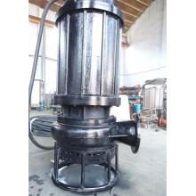 不锈钢化工泥浆泵-耐酸碱潜水泥浆泵-304材质泥浆泵
