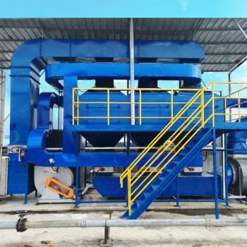 厂家生产RCO  催化燃烧废气处理环保设备