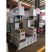 10t小型全钢焊接单柱油压机 单臂电机压装机
