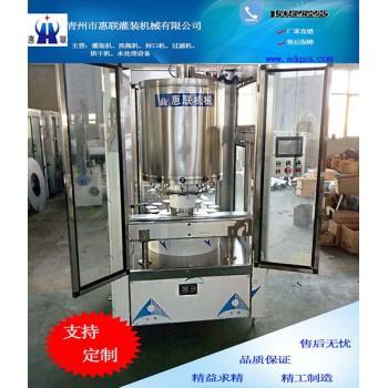 白酒灌装机 液体定电子定量灌装机 酒类灌装生产线