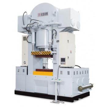 钢丝缠绕伺服油压机YRK-4000BSE4000吨大型液压机