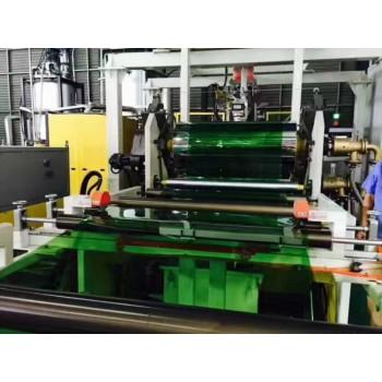 jwell双螺杆免干燥排气型PET片材生产线