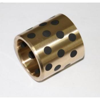 铜合金固体镶嵌、模具导套、翻边自润滑轴承(查看)