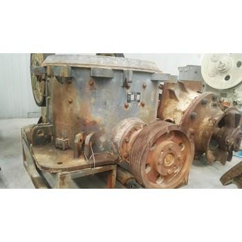 出售二手美卓HP300多缸圆锥破碎机