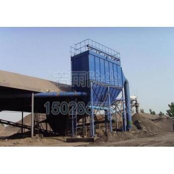 河南制砂机生产线布袋除尘器特点及结构