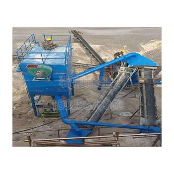 陕西采石场破碎生产线布袋除尘器