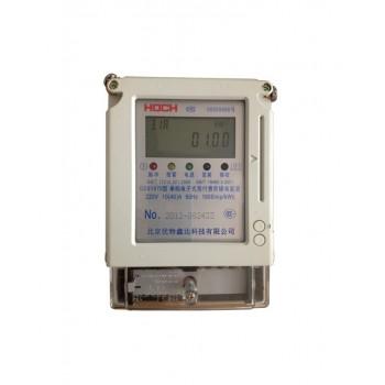 河北单相电子式预付费电能表