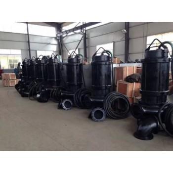 无堵塞搅吸泥浆泵-三相电耐磨泥浆泵-耐用潜水泥浆泵价格