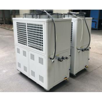 厂家直销风冷式,水冷式冷水机,冷热一体机