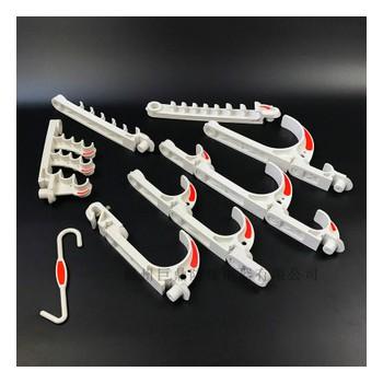 矿用电缆挂钩,GL-PVC68挂接式矿用电缆挂钩