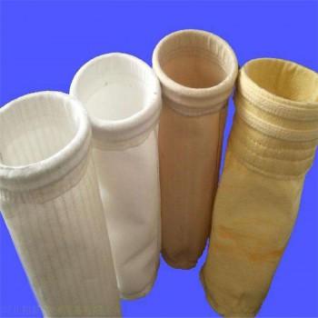 按气体的温度和化学性质选择除尘布袋