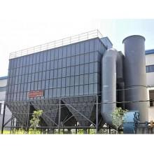 铸钢厂熔炼炉除尘设备