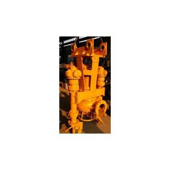 挖掘机高压水枪清淤泵,QSY强吸力清淤泵,200吨挖机清淤泵