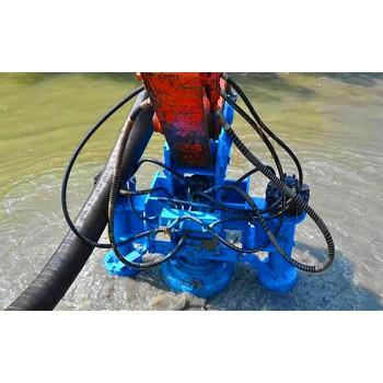 提供挖掘机高效抽沙泵,新款液压耐磨抽沙泵,泉祥QSY抽沙泵