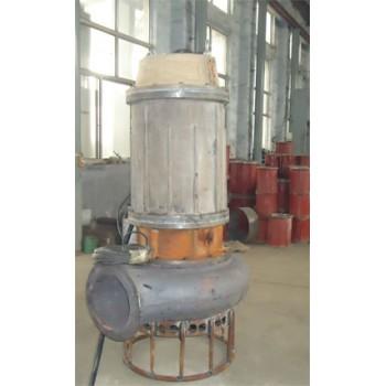 抽尾矿专业砂浆泵,泉祥ZSQ耐磨砂浆泵,搅拌潜水砂浆泵
